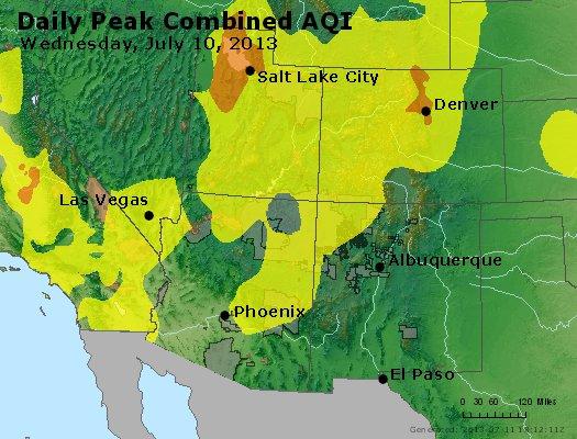 Peak AQI - https://files.airnowtech.org/airnow/2013/20130710/peak_aqi_co_ut_az_nm.jpg