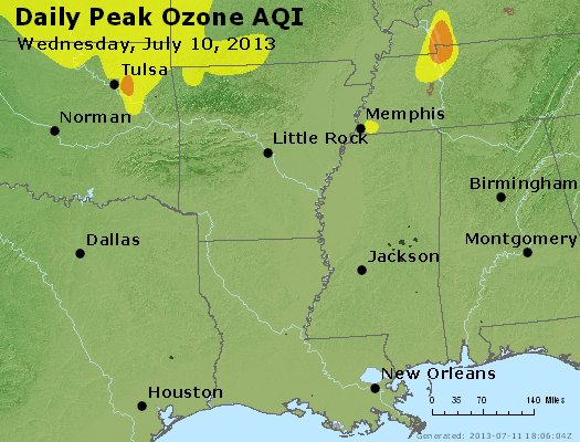 Peak Ozone (8-hour) - https://files.airnowtech.org/airnow/2013/20130710/peak_o3_ar_la_ms.jpg