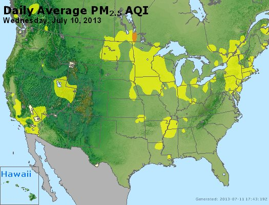 Peak Particles PM2.5 (24-hour) - https://files.airnowtech.org/airnow/2013/20130710/peak_pm25_usa.jpg