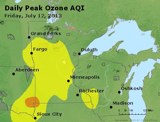 Peak Ozone (8-hour) - https://files.airnowtech.org/airnow/2013/20130712/peak_o3_mn_wi.jpg