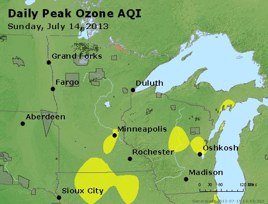 Peak Ozone (8-hour) - https://files.airnowtech.org/airnow/2013/20130714/peak_o3_mn_wi.jpg