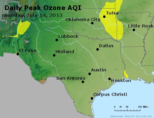 Peak Ozone (8-hour) - https://files.airnowtech.org/airnow/2013/20130714/peak_o3_tx_ok.jpg