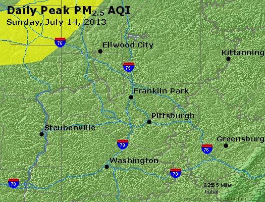 Peak Particles PM2.5 (24-hour) - https://files.airnowtech.org/airnow/2013/20130714/peak_pm25_pittsburgh_pa.jpg
