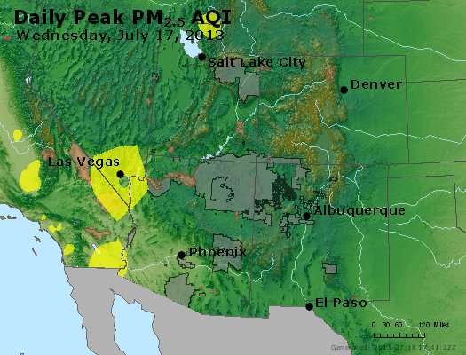 Peak Particles PM2.5 (24-hour) - https://files.airnowtech.org/airnow/2013/20130717/peak_pm25_co_ut_az_nm.jpg