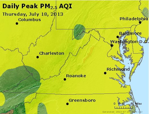 Peak Particles PM2.5 (24-hour) - https://files.airnowtech.org/airnow/2013/20130718/peak_pm25_va_wv_md_de_dc.jpg