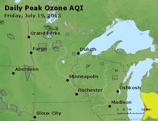 Peak Ozone (8-hour) - https://files.airnowtech.org/airnow/2013/20130719/peak_o3_mn_wi.jpg