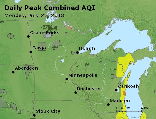 Peak AQI - https://files.airnowtech.org/airnow/2013/20130722/peak_aqi_mn_wi.jpg