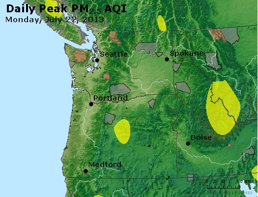Peak Particles PM2.5 (24-hour) - https://files.airnowtech.org/airnow/2013/20130722/peak_pm25_wa_or.jpg