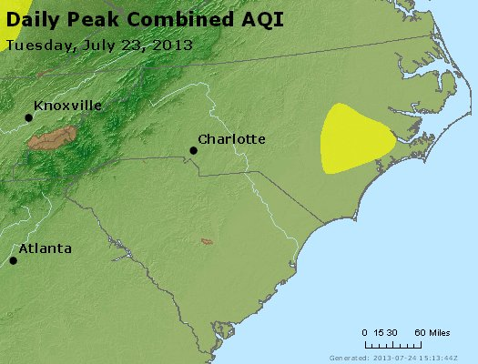 Peak AQI - https://files.airnowtech.org/airnow/2013/20130723/peak_aqi_nc_sc.jpg