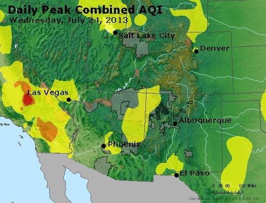 Peak AQI - https://files.airnowtech.org/airnow/2013/20130724/peak_aqi_co_ut_az_nm.jpg