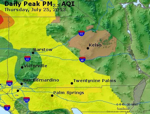 Peak Particles PM2.5 (24-hour) - https://files.airnowtech.org/airnow/2013/20130725/peak_pm25_sanbernardino_ca.jpg