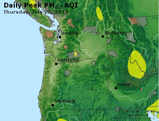 Peak Particles PM2.5 (24-hour) - https://files.airnowtech.org/airnow/2013/20130725/peak_pm25_wa_or.jpg