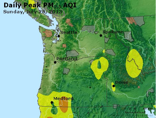 Peak Particles PM2.5 (24-hour) - https://files.airnowtech.org/airnow/2013/20130728/peak_pm25_wa_or.jpg