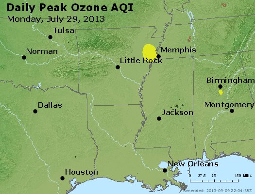 Peak Ozone (8-hour) - https://files.airnowtech.org/airnow/2013/20130729/peak_o3_ar_la_ms.jpg
