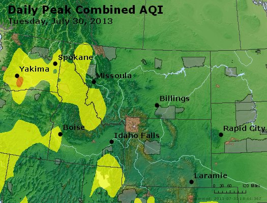 Peak AQI - https://files.airnowtech.org/airnow/2013/20130730/peak_aqi_mt_id_wy.jpg