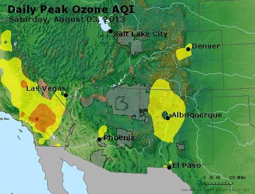 Peak Ozone (8-hour) - https://files.airnowtech.org/airnow/2013/20130803/peak_o3_co_ut_az_nm.jpg