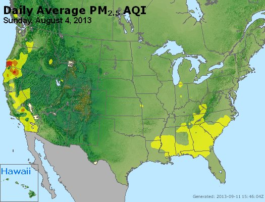 Peak Particles PM2.5 (24-hour) - https://files.airnowtech.org/airnow/2013/20130804/peak_pm25_usa.jpg