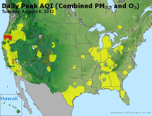 Peak AQI - https://files.airnowtech.org/airnow/2013/20130807/peak_aqi_usa.jpg