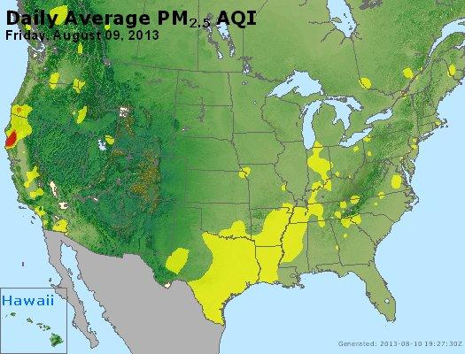 Peak Particles PM2.5 (24-hour) - https://files.airnowtech.org/airnow/2013/20130809/peak_pm25_usa.jpg