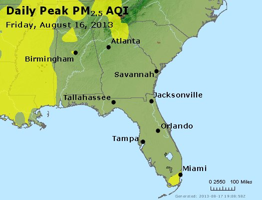 Peak Particles PM2.5 (24-hour) - https://files.airnowtech.org/airnow/2013/20130816/peak_pm25_al_ga_fl.jpg