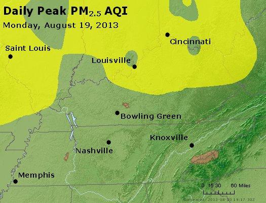 Peak Particles PM2.5 (24-hour) - https://files.airnowtech.org/airnow/2013/20130819/peak_pm25_ky_tn.jpg