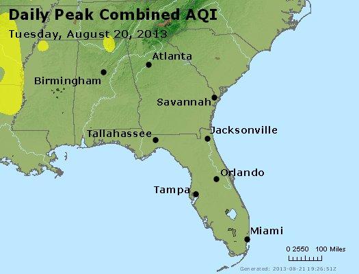 Peak AQI - https://files.airnowtech.org/airnow/2013/20130820/peak_aqi_al_ga_fl.jpg