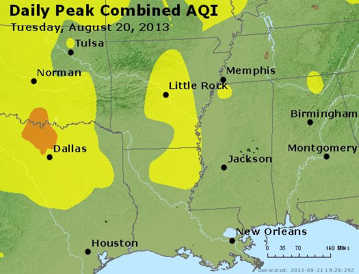 Peak AQI - https://files.airnowtech.org/airnow/2013/20130820/peak_aqi_ar_la_ms.jpg