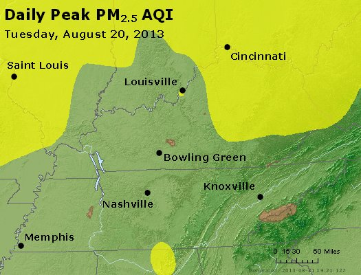 Peak Particles PM2.5 (24-hour) - https://files.airnowtech.org/airnow/2013/20130820/peak_pm25_ky_tn.jpg