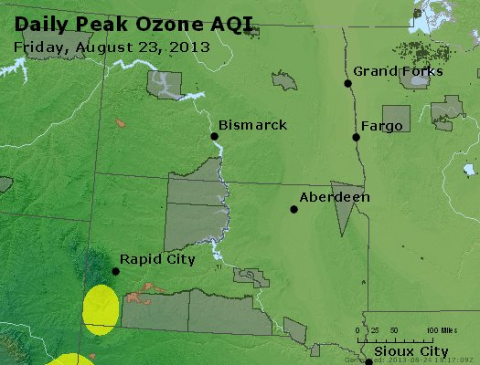 Peak Ozone (8-hour) - https://files.airnowtech.org/airnow/2013/20130823/peak_o3_nd_sd.jpg