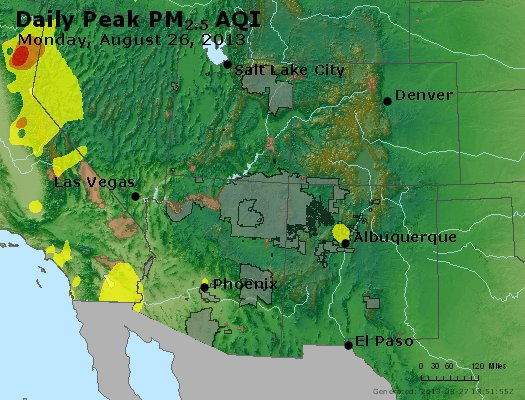 Peak Particles PM2.5 (24-hour) - https://files.airnowtech.org/airnow/2013/20130826/peak_pm25_co_ut_az_nm.jpg