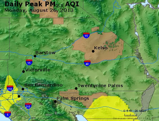 Peak Particles PM<sub>2.5</sub> (24-hour) - https://files.airnowtech.org/airnow/2013/20130826/peak_pm25_sanbernardino_ca.jpg