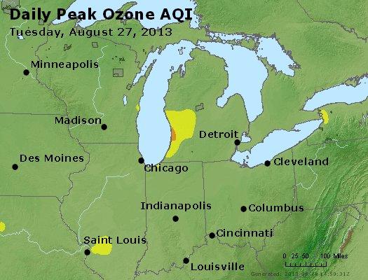 Peak Ozone (8-hour) - https://files.airnowtech.org/airnow/2013/20130827/peak_o3_mi_in_oh.jpg