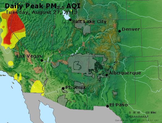 Peak Particles PM2.5 (24-hour) - https://files.airnowtech.org/airnow/2013/20130827/peak_pm25_co_ut_az_nm.jpg