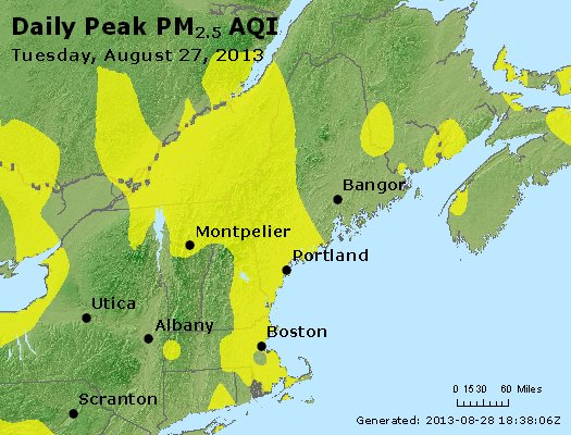 Peak Particles PM2.5 (24-hour) - https://files.airnowtech.org/airnow/2013/20130827/peak_pm25_vt_nh_ma_ct_ri_me.jpg