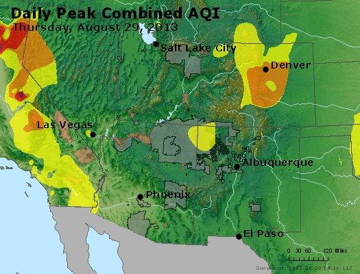 Peak AQI - https://files.airnowtech.org/airnow/2013/20130829/peak_aqi_co_ut_az_nm.jpg