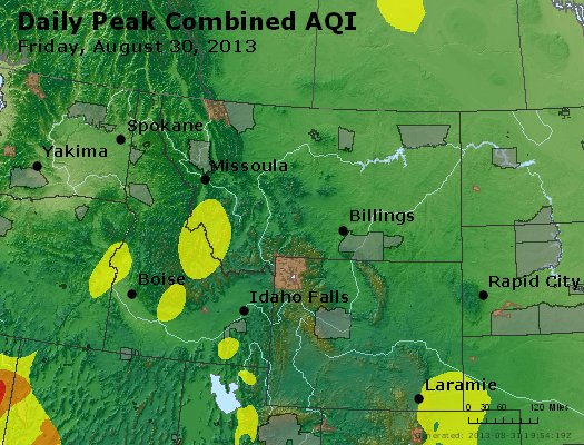 Peak AQI - https://files.airnowtech.org/airnow/2013/20130830/peak_aqi_mt_id_wy.jpg