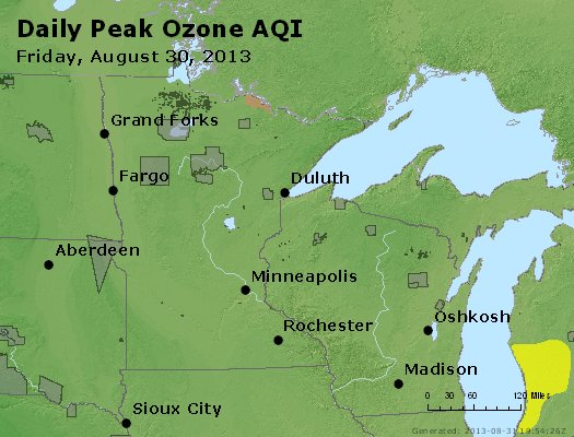 Peak Ozone (8-hour) - https://files.airnowtech.org/airnow/2013/20130830/peak_o3_mn_wi.jpg