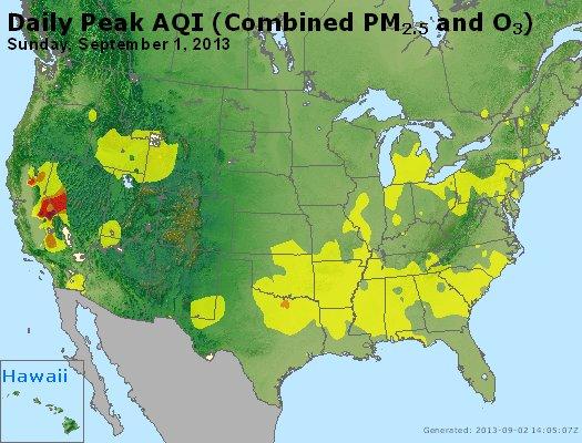 Peak AQI - https://files.airnowtech.org/airnow/2013/20130901/peak_aqi_usa.jpg