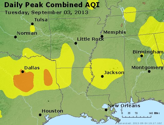 Peak AQI - https://files.airnowtech.org/airnow/2013/20130903/peak_aqi_ar_la_ms.jpg