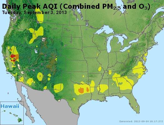 Peak AQI - https://files.airnowtech.org/airnow/2013/20130903/peak_aqi_usa.jpg