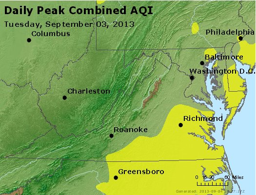 Peak AQI - https://files.airnowtech.org/airnow/2013/20130903/peak_aqi_va_wv_md_de_dc.jpg