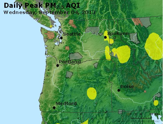Peak Particles PM2.5 (24-hour) - https://files.airnowtech.org/airnow/2013/20130904/peak_pm25_wa_or.jpg
