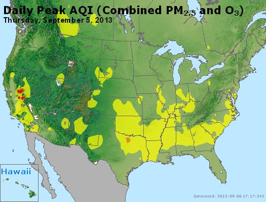 Peak AQI - https://files.airnowtech.org/airnow/2013/20130905/peak_aqi_usa.jpg