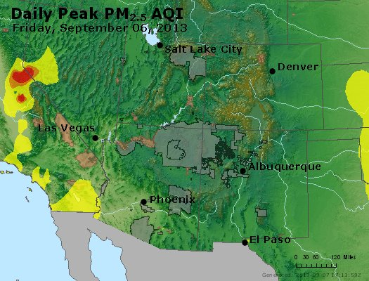 Peak Particles PM2.5 (24-hour) - https://files.airnowtech.org/airnow/2013/20130906/peak_pm25_co_ut_az_nm.jpg