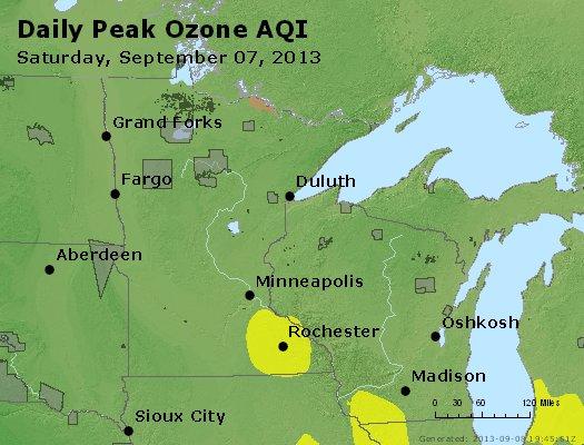 Peak Ozone (8-hour) - https://files.airnowtech.org/airnow/2013/20130907/peak_o3_mn_wi.jpg