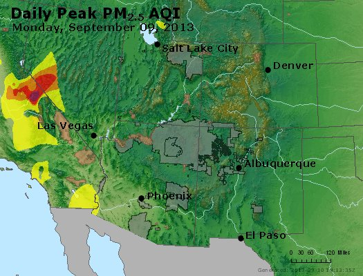 Peak Particles PM2.5 (24-hour) - https://files.airnowtech.org/airnow/2013/20130909/peak_pm25_co_ut_az_nm.jpg
