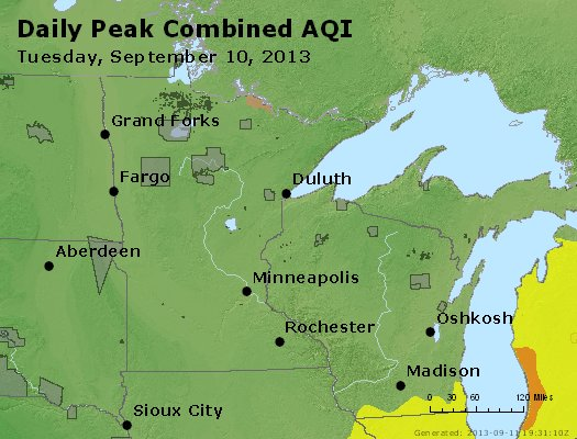 Peak AQI - https://files.airnowtech.org/airnow/2013/20130910/peak_aqi_mn_wi.jpg