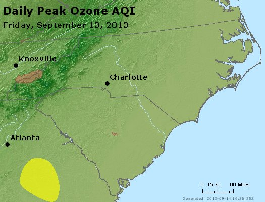 Peak Ozone (8-hour) - https://files.airnowtech.org/airnow/2013/20130913/peak_o3_nc_sc.jpg