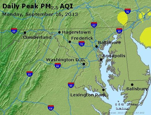 Peak Particles PM2.5 (24-hour) - https://files.airnowtech.org/airnow/2013/20130916/peak_pm25_maryland.jpg