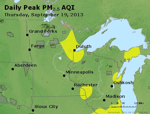 Peak Particles PM2.5 (24-hour) - https://files.airnowtech.org/airnow/2013/20130919/peak_pm25_mn_wi.jpg